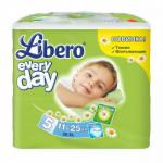 Подгузники Libero Everyday Extra Large, 11-25 кг, 38 шт.