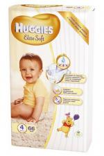 Подгузники Huggies Elite Soft Mega (8-14 кг) 66 шт.