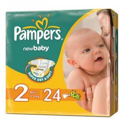 подгузники фирмы Pampers