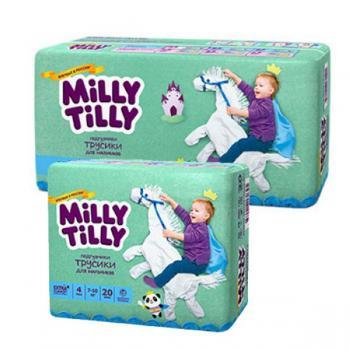 подгузники Milly Tilly