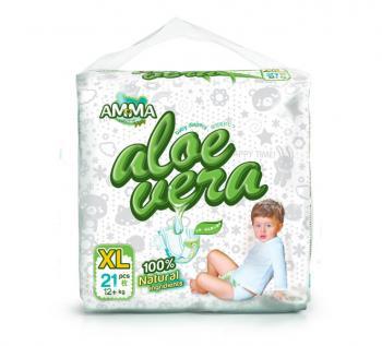 подгузники АММА Aloe Vera